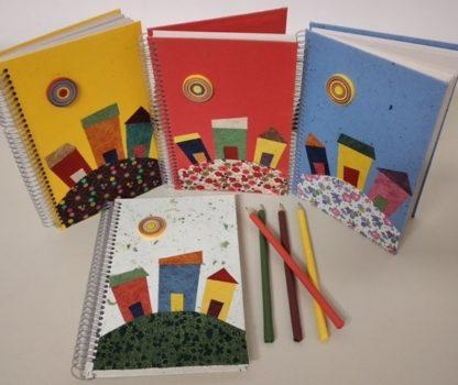 Nosso Anotação G Casinha é um caderno maravilhoso e extremamente criativo, além de único e inusitado. Certamente o produto ideal para você.